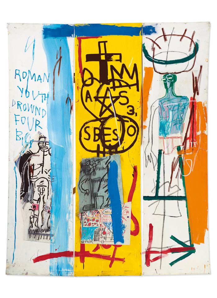 Jean-Michel Basquiat (1960–1988) Four Big. фото