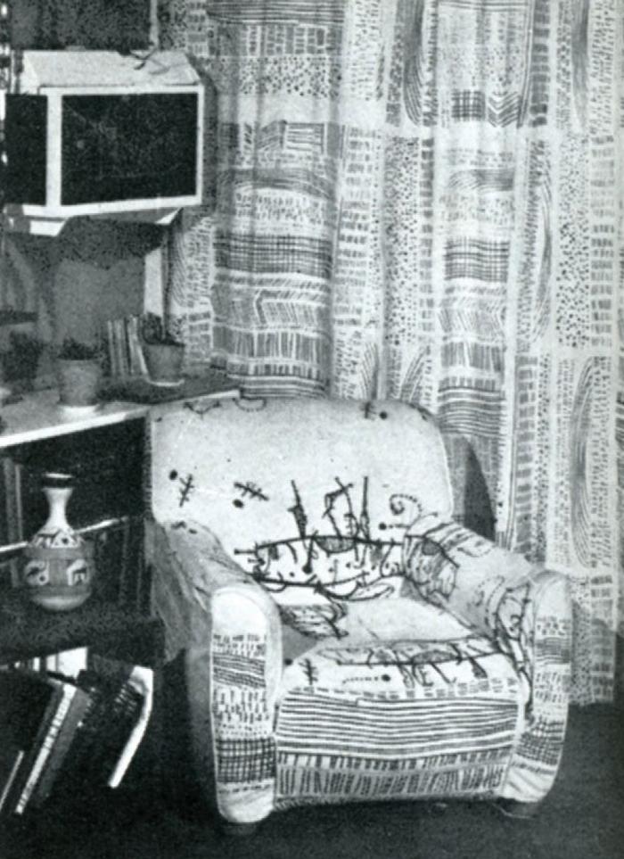 Эдуардо Паолоцци для Джейн Дрю фото